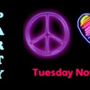 PLZ Glow Party Tuesday November 26th 2019 at 7:15 pm