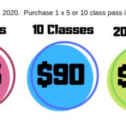 Class free increase