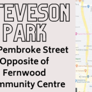 Outdoor classes at Stevenson Park