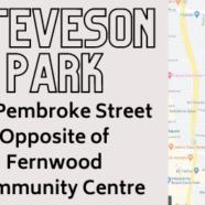 Outdoor classes at Stevenson Park