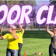 Outdoor Classes are back!